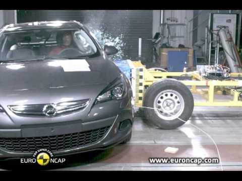 Euro NCAP | Opel/Vauxhall Astra GTC | 2011 | Краш-тест
