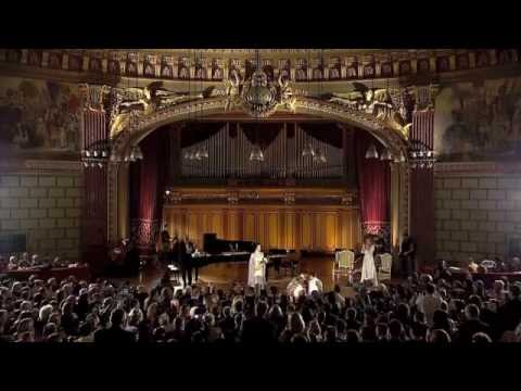 Angela Gheorghiu - Puccini: O mio babbino caro - Romanian Athenaeum Bucharest - April 2013
