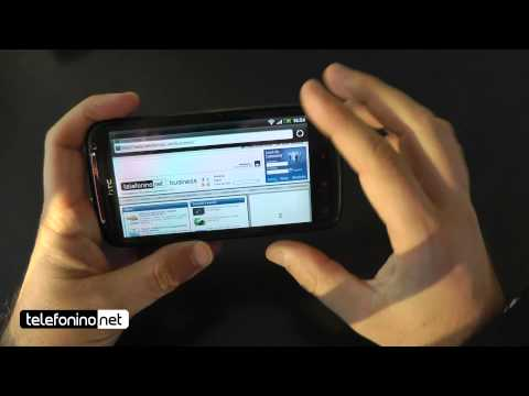 Video: HTC Sensation XE videoreview da Telefonino.net