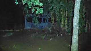 Kuburan Jati Pedasong 🔴 Live ada sosok merah
