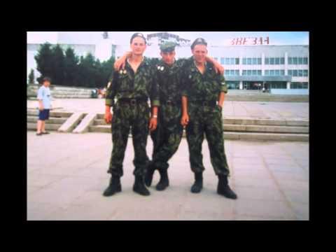 Разведрота Ямпольский полк 423 МСП