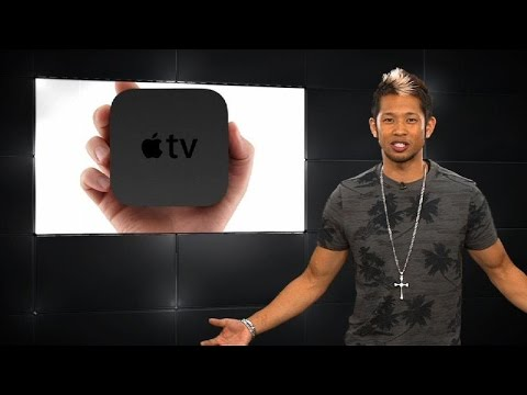 Apple Byte - Don't expect the new Apple TV until 2015