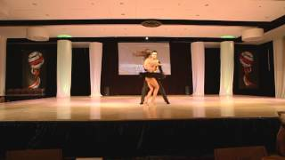 Dimitris Psychogyios & Stella Koutsoulidou /Greece - World Latin Dance Cup 2012 Salsa On 2 5th place