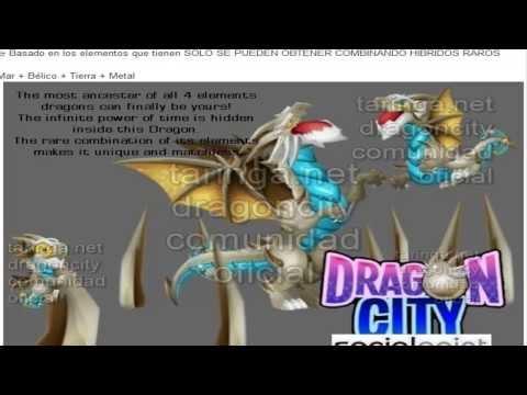 Nuevos Dragones de 4 elementos Nuevo Santuario de Cria Nuevos Dragones Dragon City