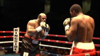 VICIOUS KNOCK OUT KO Kimbo Slice 2nd Pro Fight