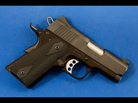 Kimber 1911 Ultra Carry II Disassembly