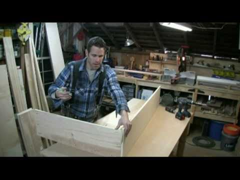 How to Build a Bookcase - Part 2