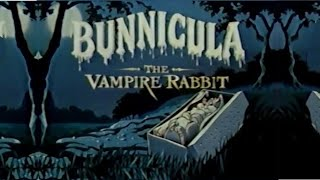 "WLS Channel 7-ABC Weekend Specials-""Bunnicula,the Vampire Rabbit"" (Complete Broadcast,10/29/1983) 📺"
