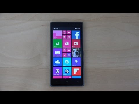 Windows 10 Preview Nokia Lumia 830 - Review (4K)