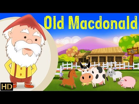 Old Macdonald Had a Farm (HD) - Nursery Rhymes | Popular Kids Songs | Shemaroo Kids