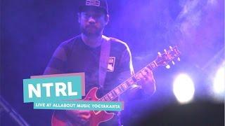 [HD] NTRL - Sorry (Live at ALLABOUT MUSIC Yogyakarta, April 2017)