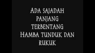 download lagu Ariel Sajadah Panjang gratis