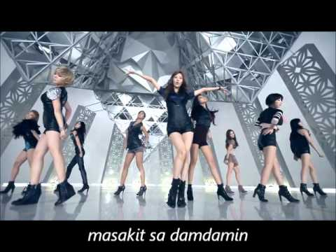 Girls Generation SNSD The Boys Filipino Tagalog Tribute (The Fans)