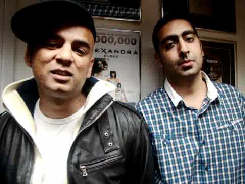 Panjabi Hit Squad and Alyssia LIVE IN BERLIN - 11.12.2010