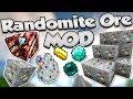 🚨MODS #45🚨 | 1.10.2 | RANDOMITE ORE MOD | KARMALAND 3 MODS | ¡UN ORE HECHO DE ORES!.mp3