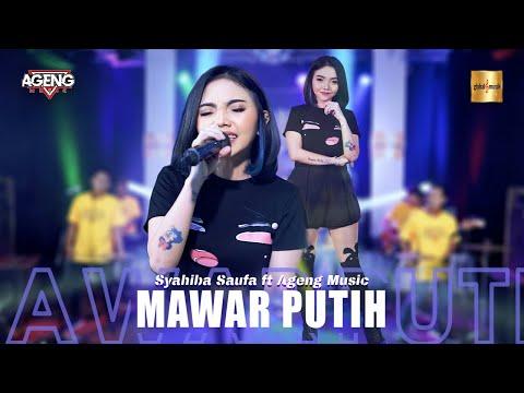 Download Lagu Syahiba Saufa ft Ageng Music - Mawar Putih ( Live Music).mp3