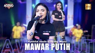 Download lagu Syahiba Saufa ft Ageng Music - Mawar Putih ( Live Music)