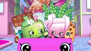 SHOPKINS SHOPVILLE CARTOON COMPILATION | EPISODES 31-40 | Cartoons for Kids