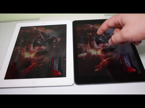 iPad Air vs iPad 4 (Speed Test, Velocidad)