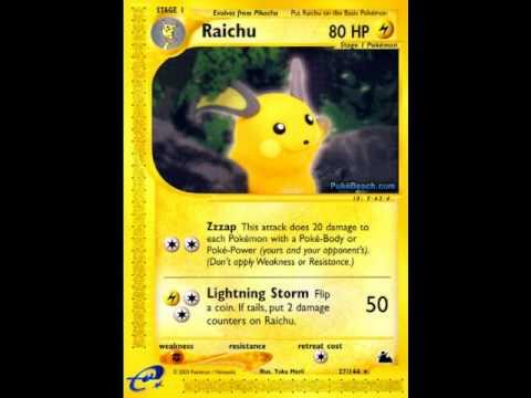 My Pichu Pikachu and Raichu Wants Part 1