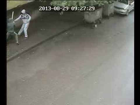 Збройний напад на Назара Горука (29.08.2013)