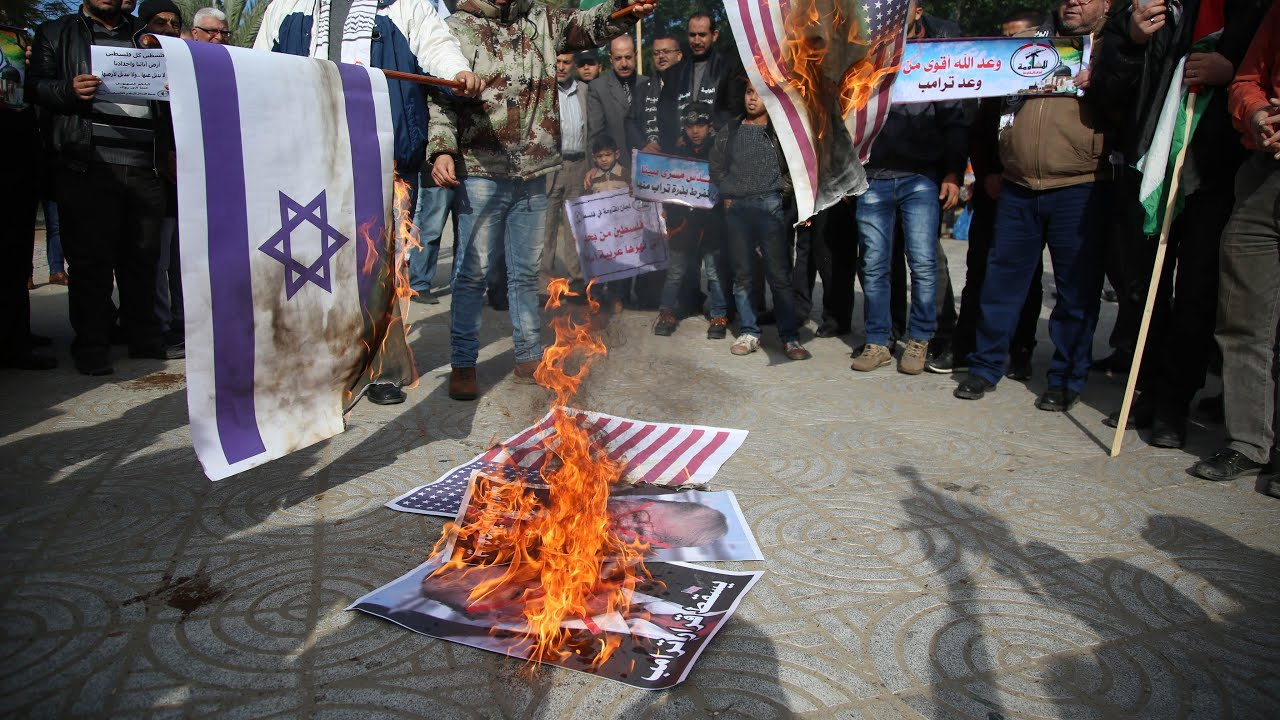 US threatens to block aid to Palestinians
