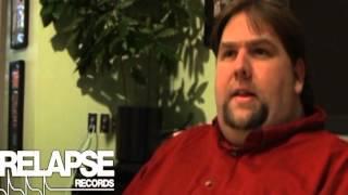 RELAPSE Records Pat Egan Video Biography