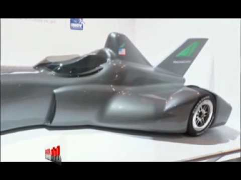Delta Wing - Michael Andretti English Video