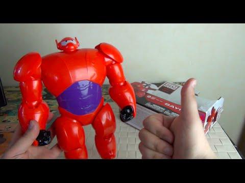 Город героев - Игрушка - Big Hero 6 - BanDai