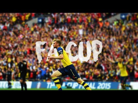 Arsenal 2015 - FA Cup Champions - HD