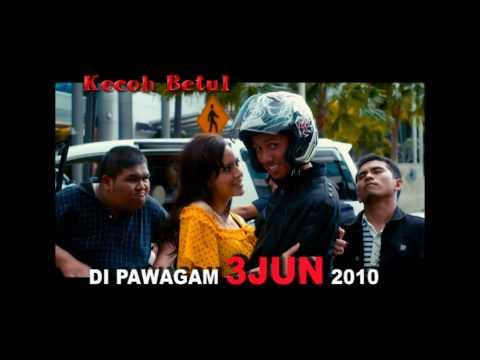 Filem Komedi Rempit Di Pawagam 3 Jun 2010 (kecoh Betul The Movie) Trailer 30 Seconds video