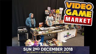 Selling At The Video Game Market Doncaster Ep2 - 02/12/2018