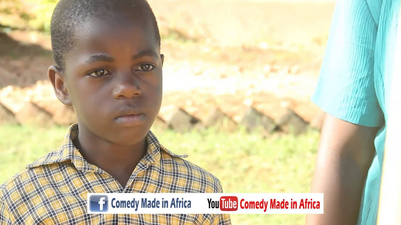 The crazy teacher -(Comedy made in Africa)