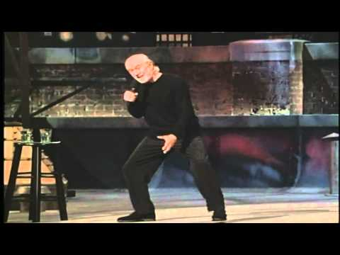 George Carlin talks about advertising