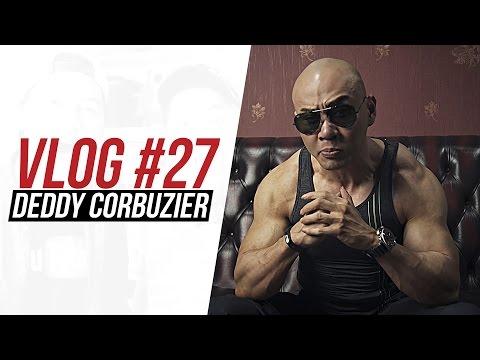 A DEEP CONVERSATION ABOUT DEDDY CORBUZIER - #TIM2ONEVLOG