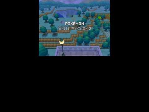 Pokemon Black 2 and White 2 Official ROM English Version [US] Download (Patched and EXP Fixed ROM)