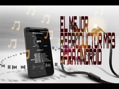 EL MEJOR REPRODUCTOR DE MUSICA PARA ANDROID 2014
