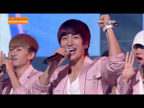 Hd - Super Junior Goodbye Stage - No Other - 100723 (jul 23, 2010) video