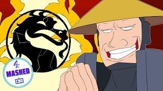 Secret History Of Mortal Kombat