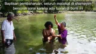 Pelayanan ke Kehilat Pemulihan Indonesia Nafiri Yahweh Bangunemo