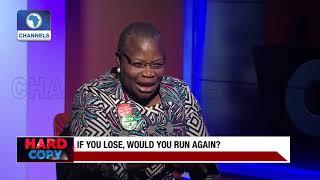 INEC Appointment: Buhari's Sister Was Married To Amina Zakari's Father – Ezekwesili |Hard Copy|
