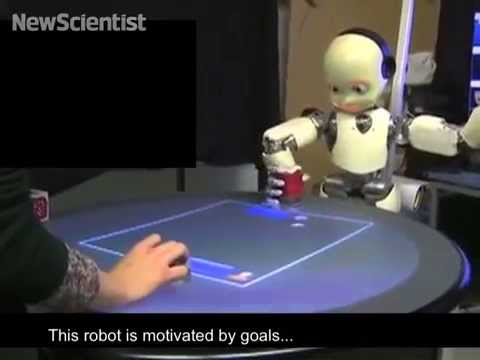 The Robot With A Sense Of Self