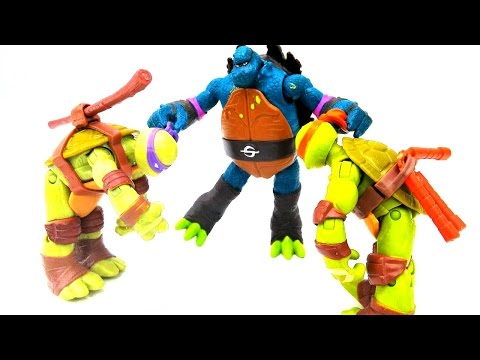 Черепашки-Ниндзя: Лео превратился в Слэша! Бибоп отравил Черепашек Ниндзя!
