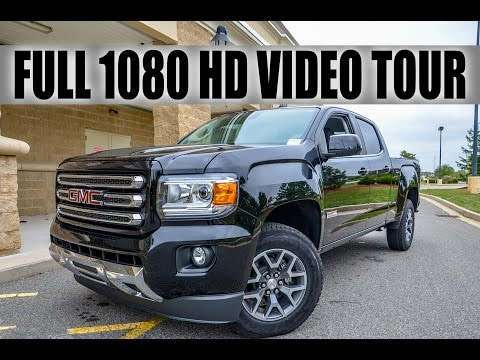 2015 GMC Canyon All Terrain - Full Video Tour