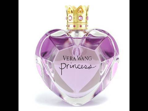 Perfume Series Ep2: Vera Wang Princess