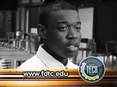 Jamal Cook - Florence Darlington Technical College