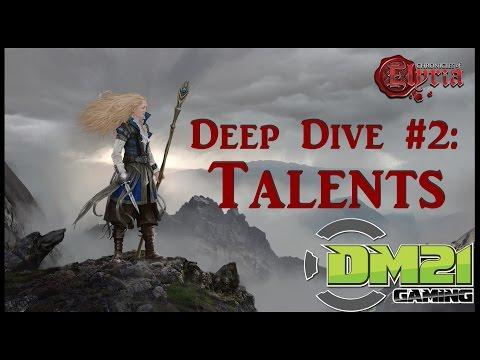 Chronicles of Elyria: Deep Dive #2 - Talents #1