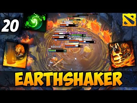 Dota 2 Earthshaker Moments Ep. 20