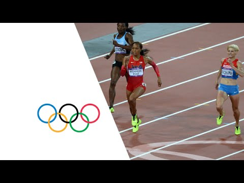 Athletics Women&#039;s 400m Final Full Replay - London 2012 Olympic Games