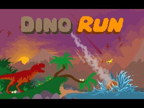 games Dino Run .